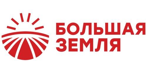 логотип большая земля